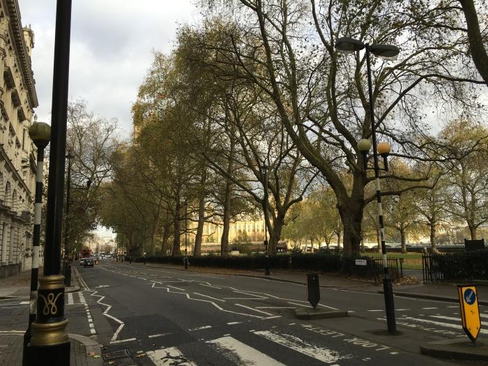 มาลงตรง The Victoria Tower Gardens