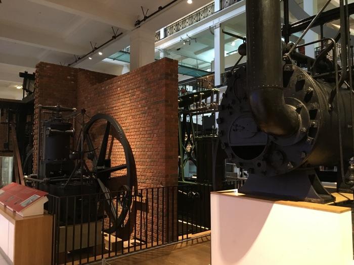 มาถึงหน้าสุดก็เจอเรื่อง steam engine