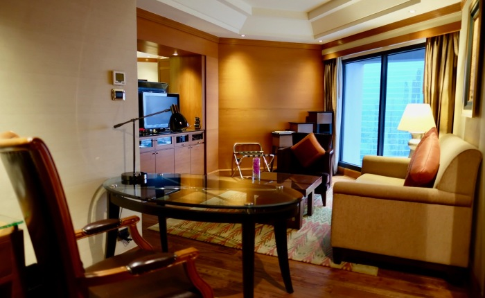 Quick Look: Royal Orchid Sheraton Junior Suite