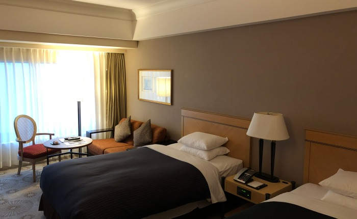 Review: Kobe Bay Sheraton Hotel & Towers