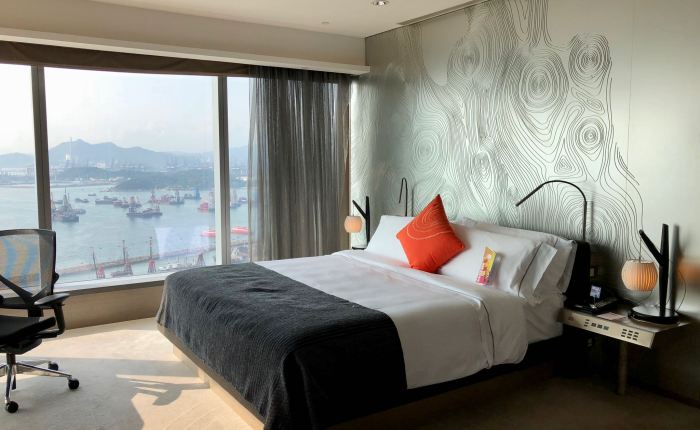 Review: W Hong Kong, MarvelousSuite