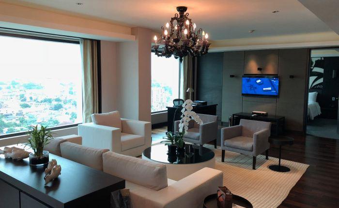 Quick Look: Le Méridien Chiang Mai Executive Suite & DiplomaticSuite